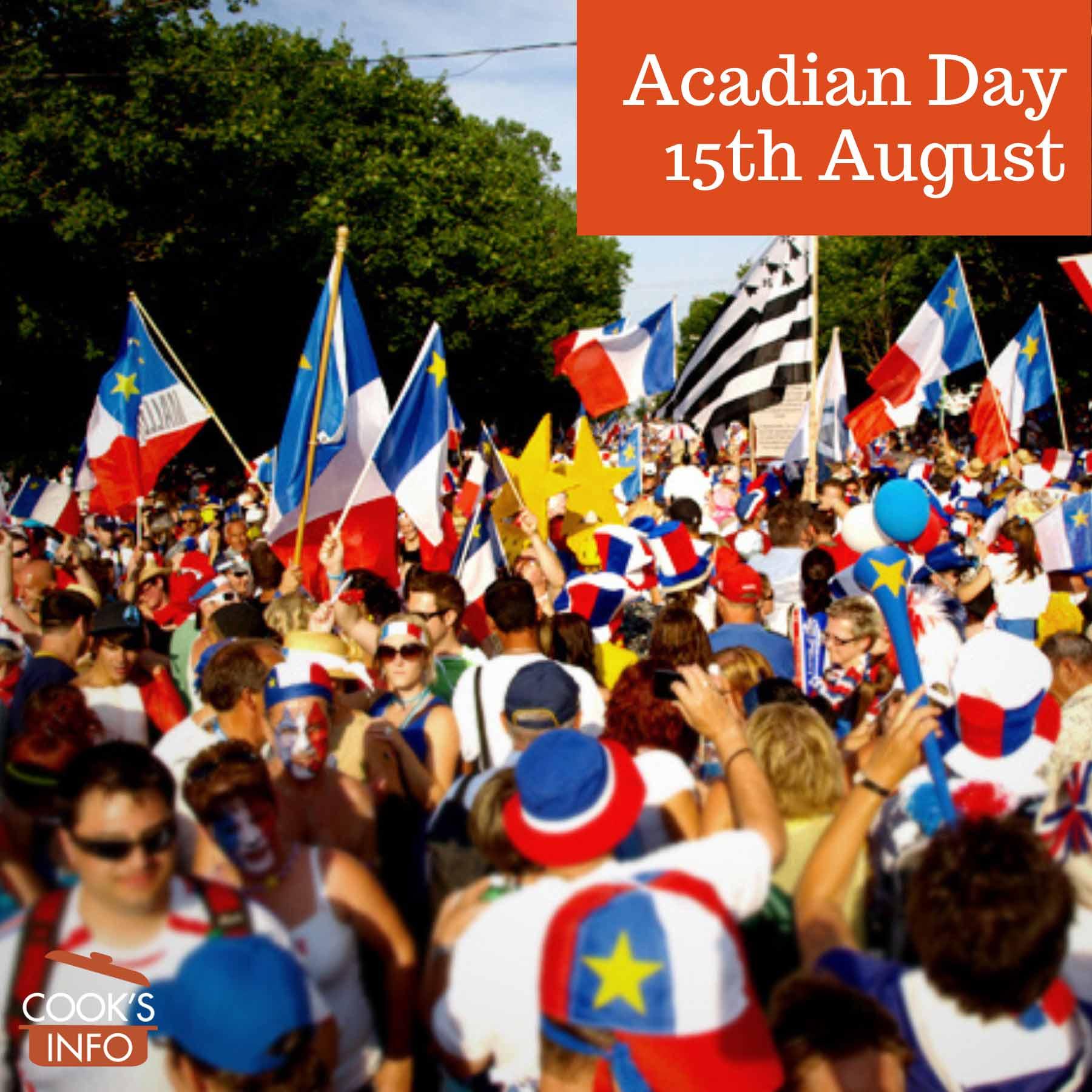 Acadian Day Tintamarre