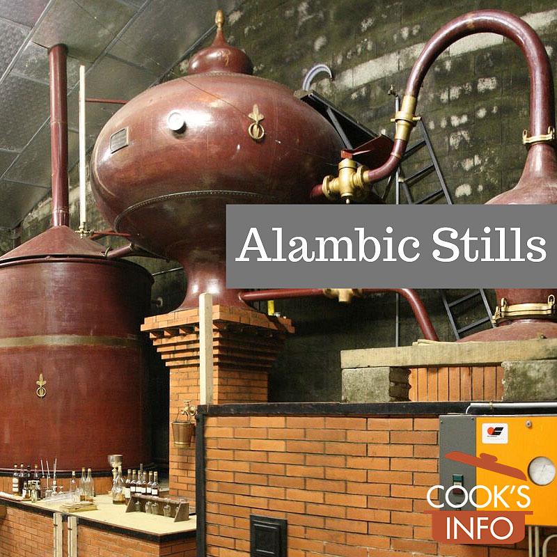 Alambic still