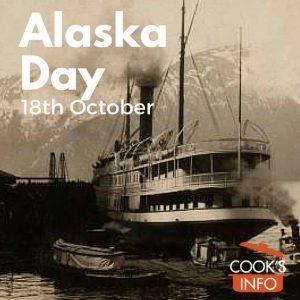 Alaska paddlewheeler.