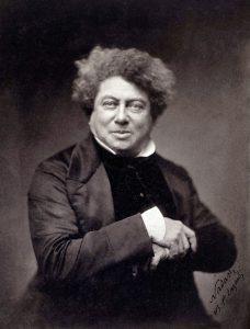 Alexander Dumas, pere