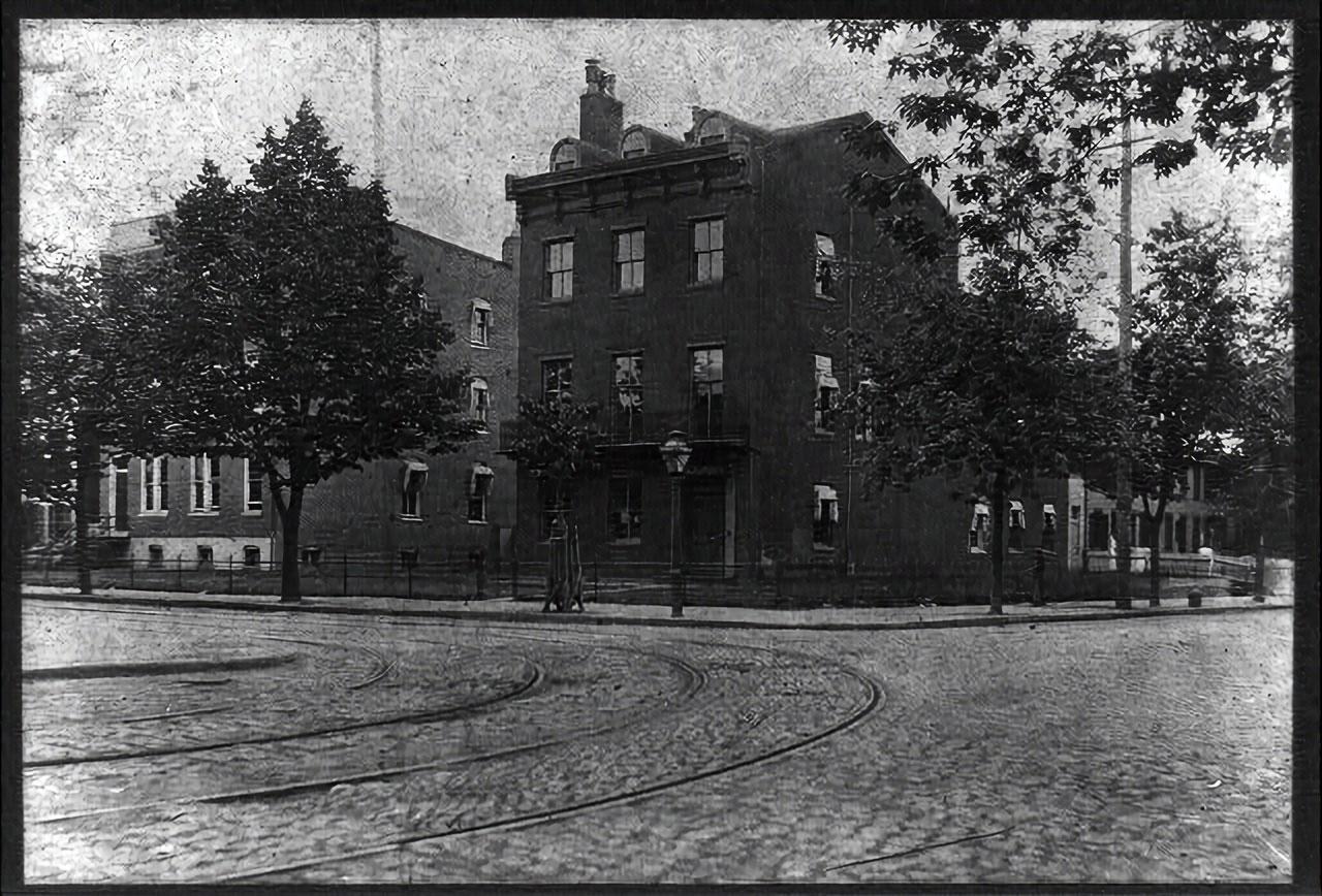 U.S. Bureau of Chemistry building, Wash., D.C. 1890-1898