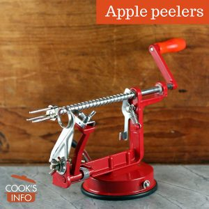Apple Peelers