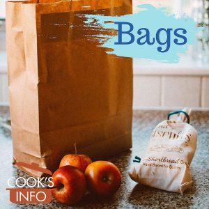 Food in bags