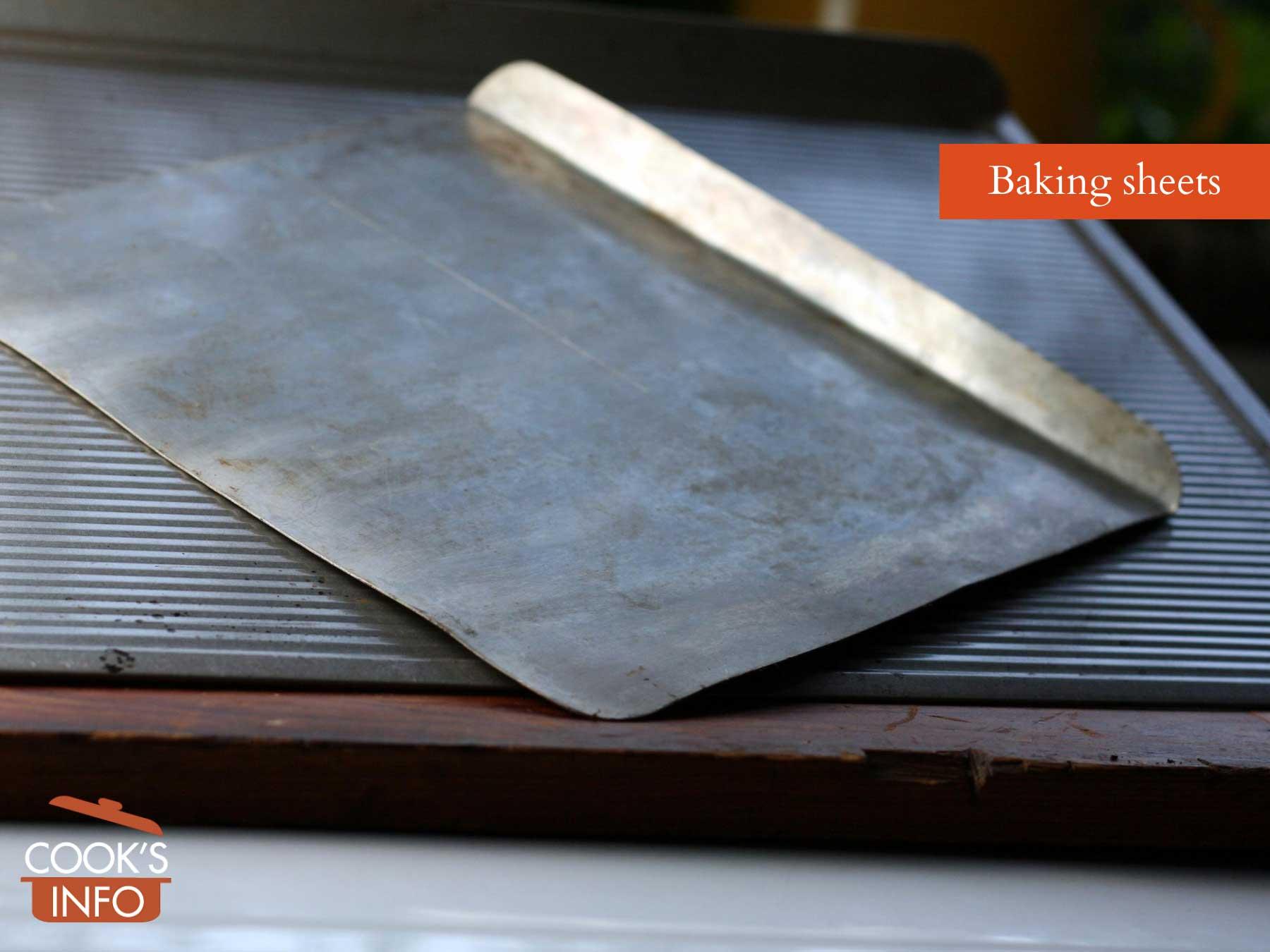 Baking sheets (rimless)