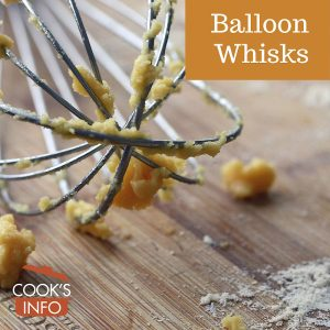 Balloon Whisks