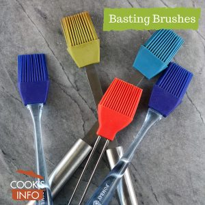 Basting brushes
