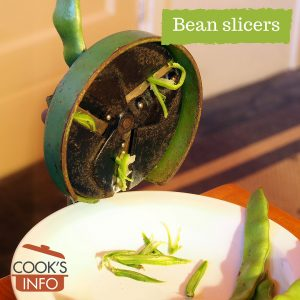 Bean Slicers