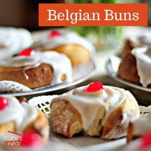 Belgian buns