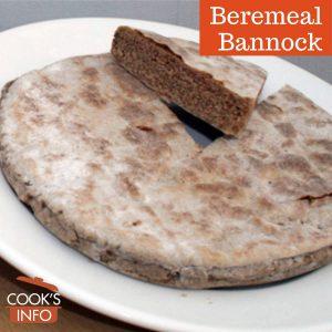 Beremeal bannock