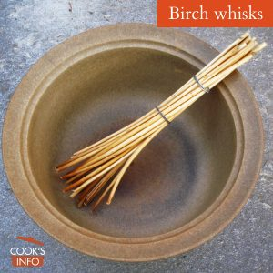 Birch Whisks