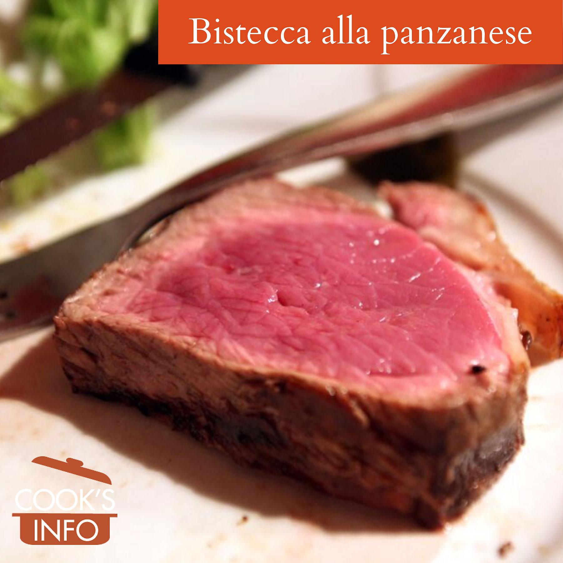 Bistecca alla panzanese