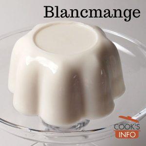 Blancmange