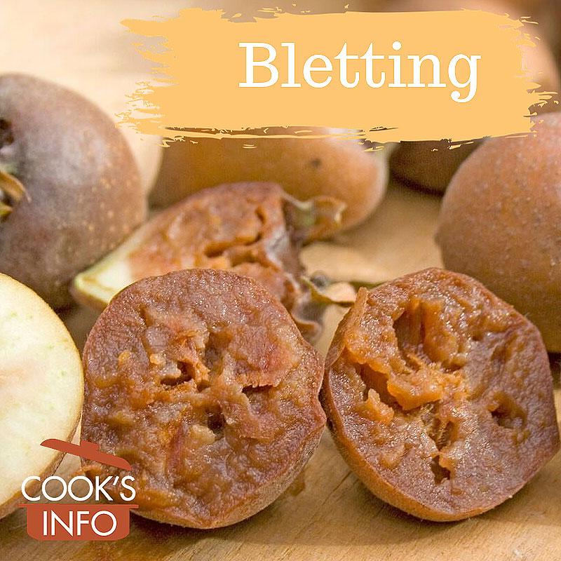 Bletting