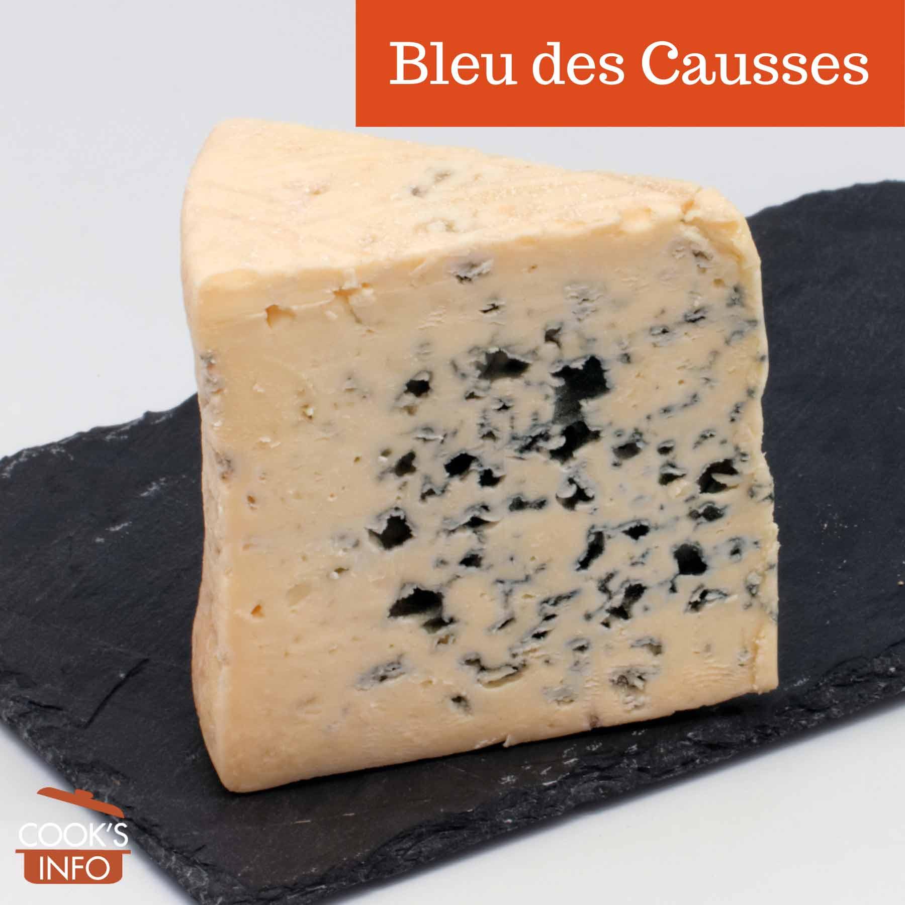 Bleu des Causses cheese