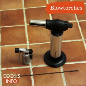 Blowtorches