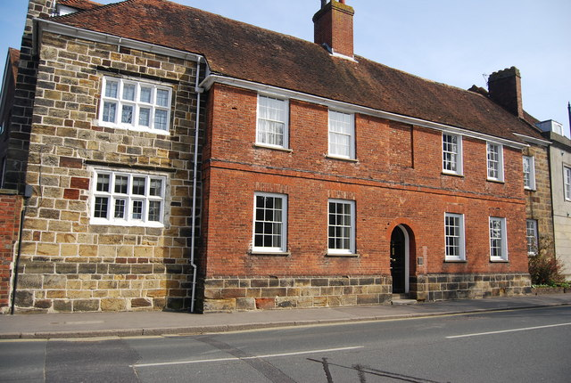 Bordyke House, Eliza Acton house