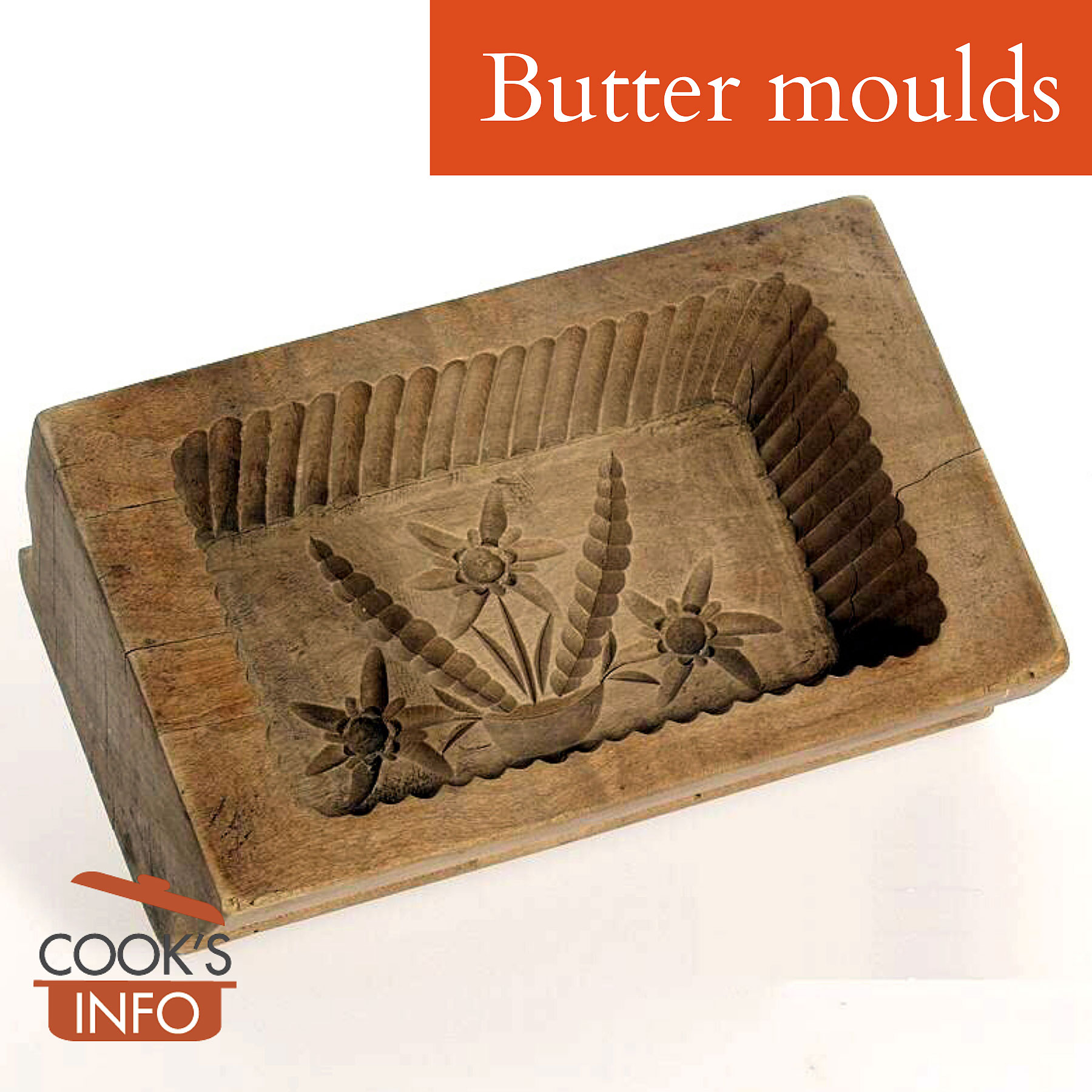 Butter mould