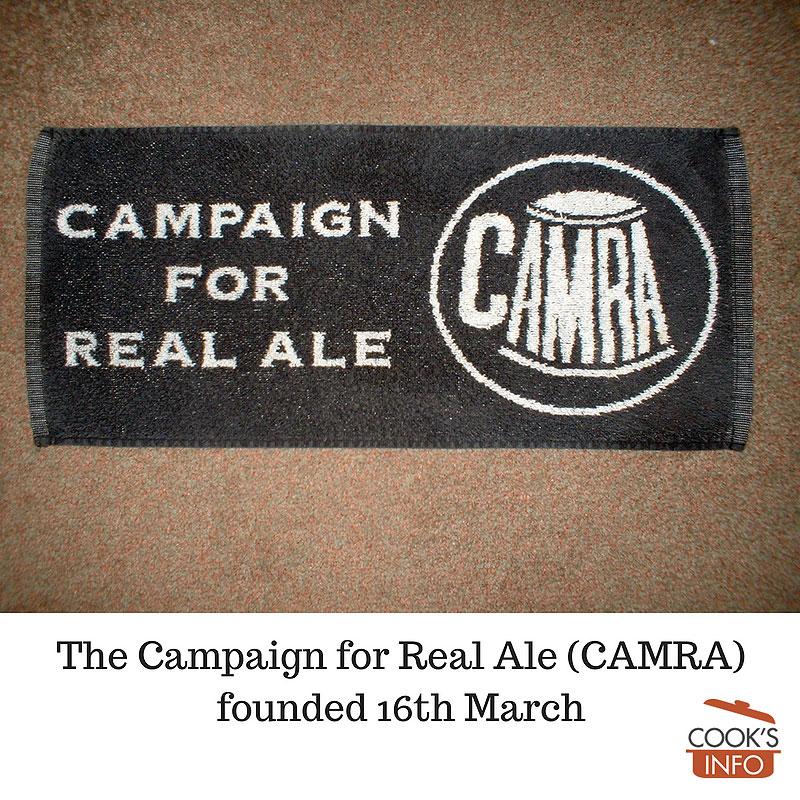 CAMRA Towel