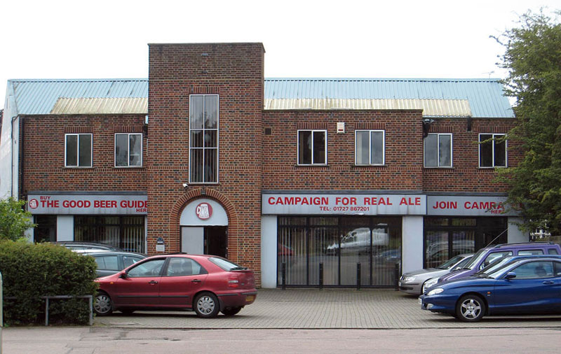 Camra Building Hatfield Road St Albans