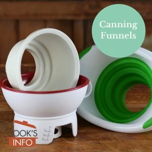 Canning funnels