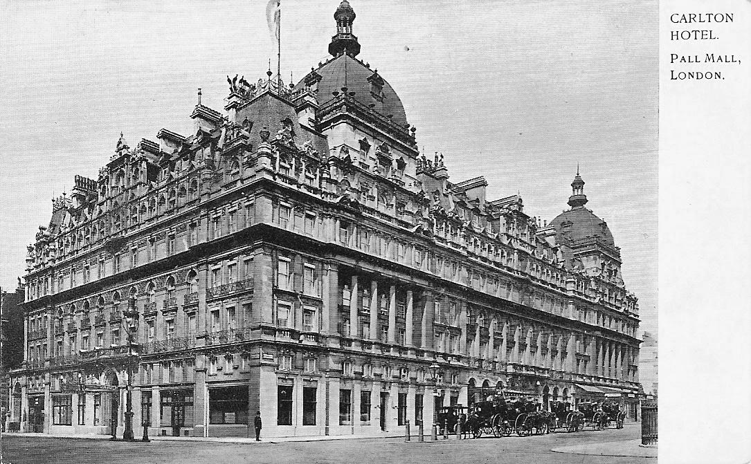 Carlton Hotel London