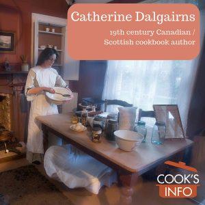 Catherine Emily Callbeck Dalgairns