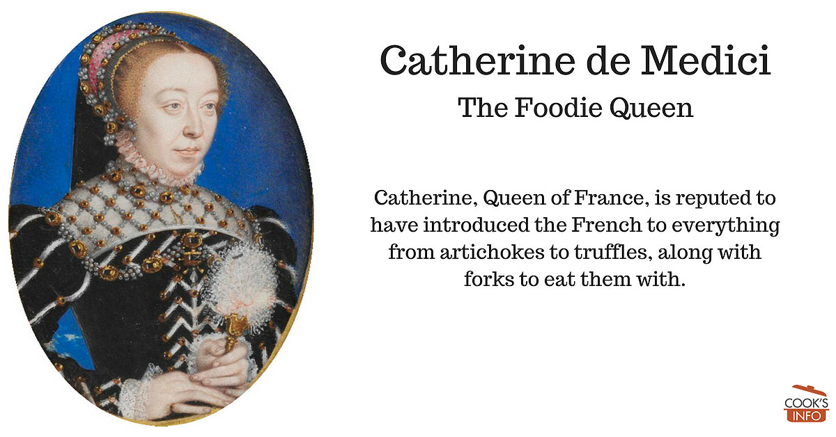Image result for catherine de medici and spinach