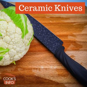 Ceramic Knives