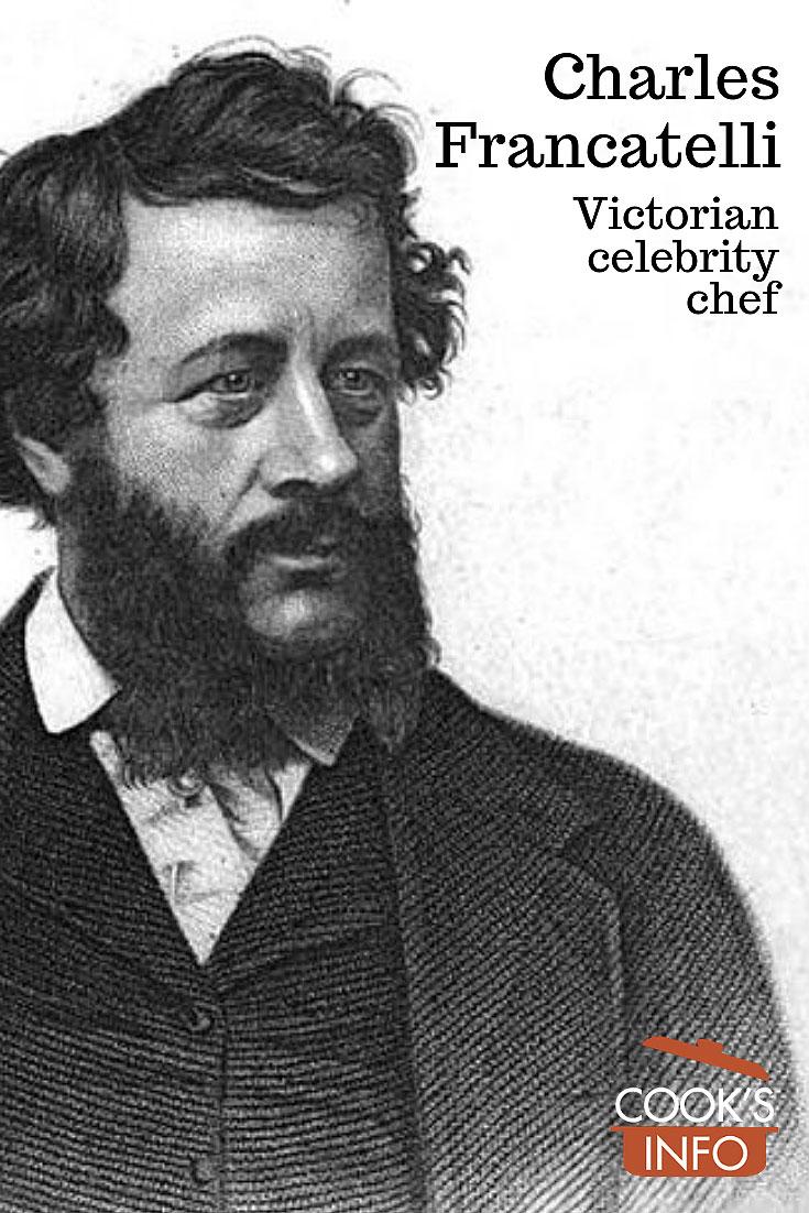 Portrait of Charles Elmé Francatelli