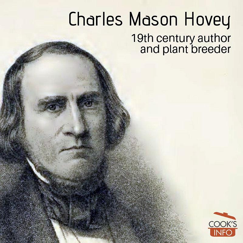 Charles Mason Hovey