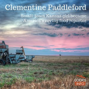 Clementine Paddleford