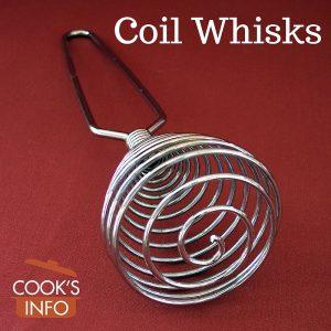 Coil Whisks