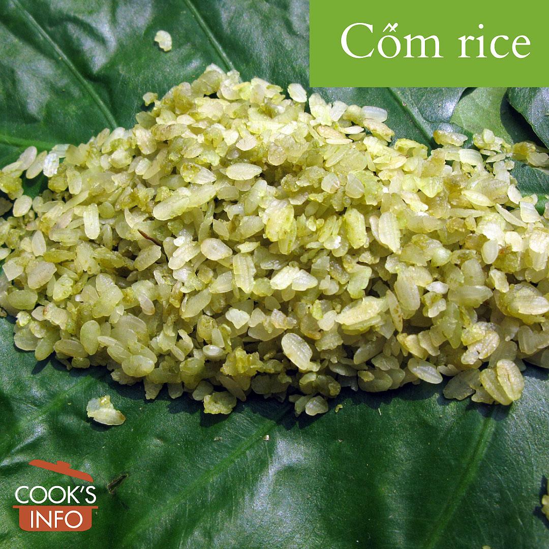 Com rice