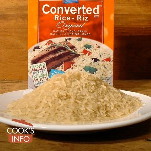 Converted Rice