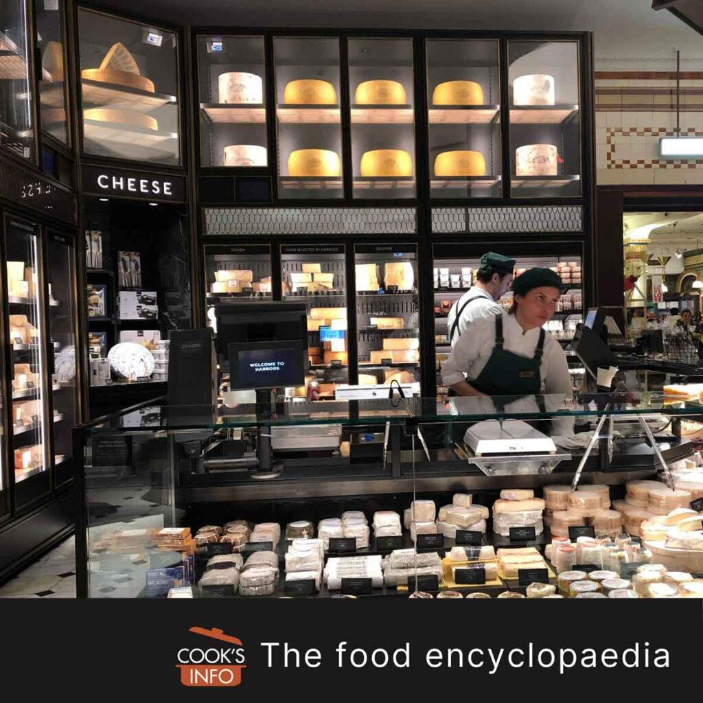 Harrods Food Store, London, 2019