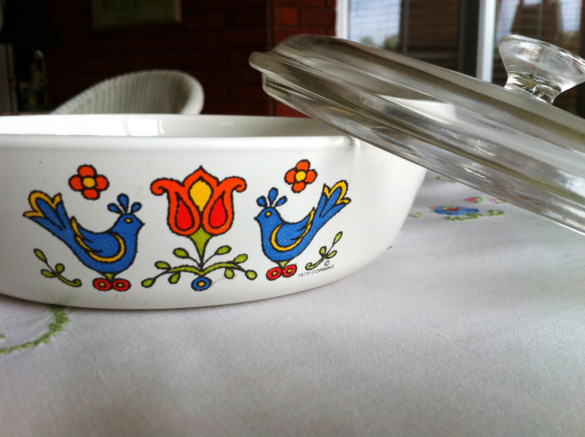 Corningware, Country Festival design