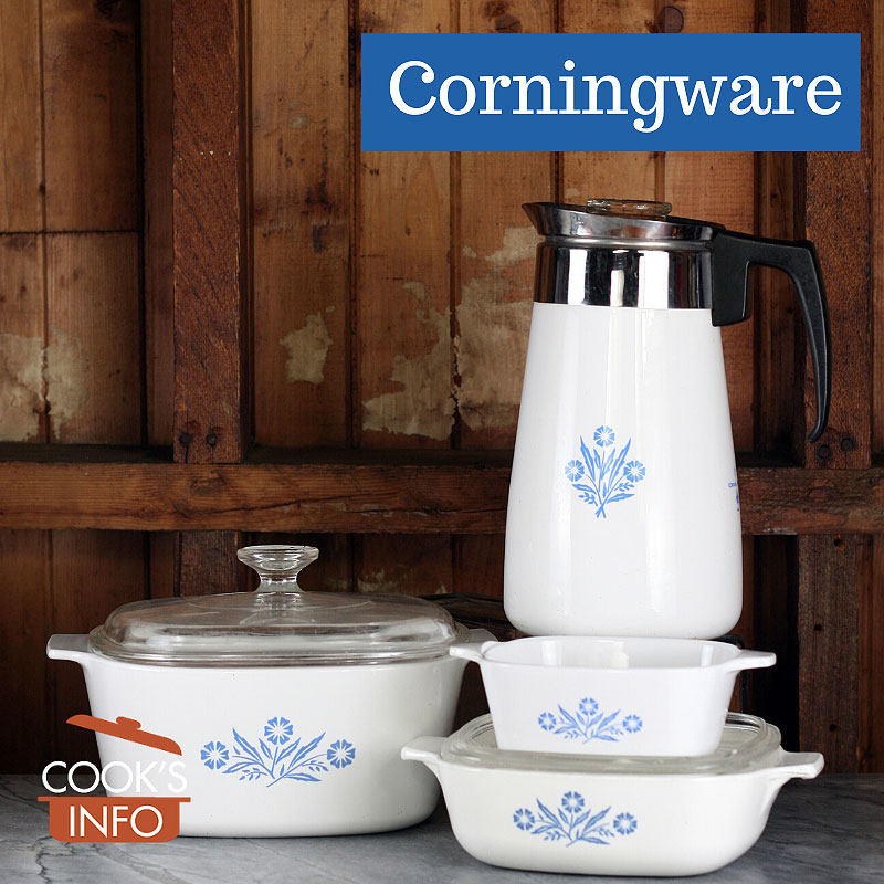Corningware, Blue Cornflower design