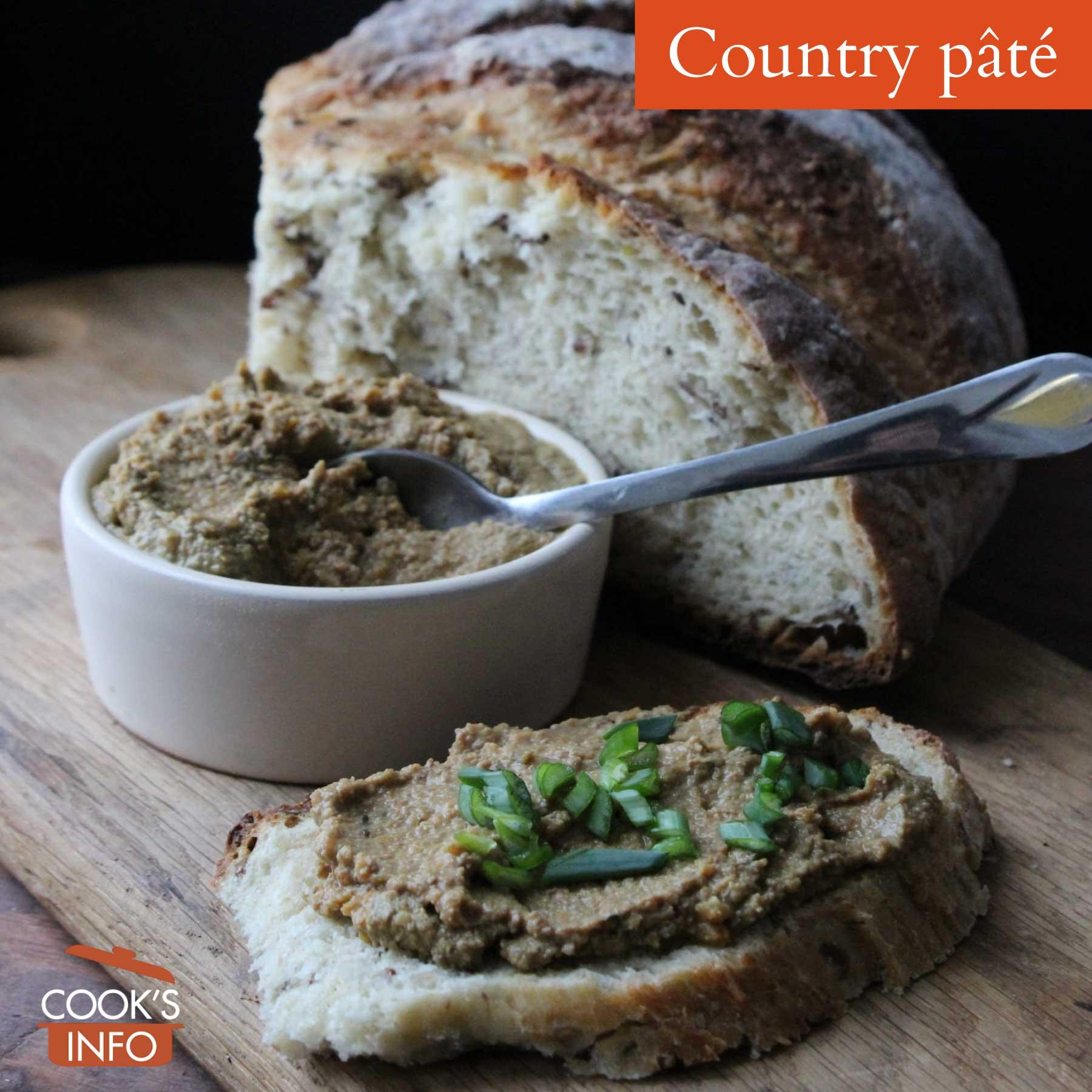 Country pâté