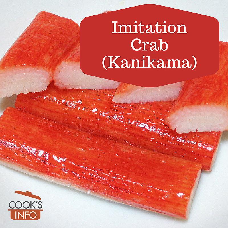 imitation crab meat nutrition information  nutritionwalls