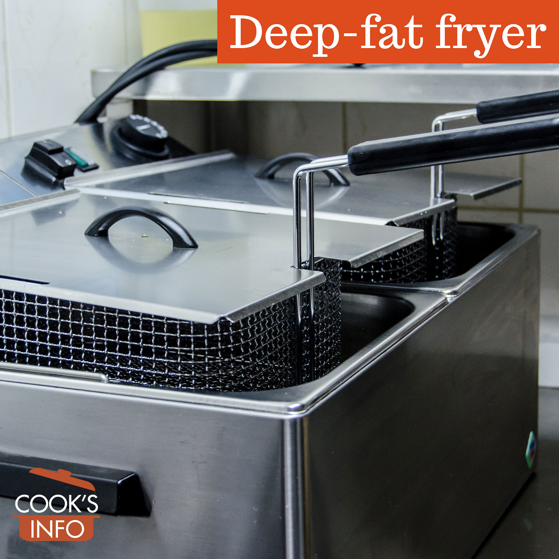 Deep-fat fryer