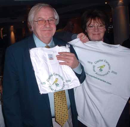 Delia Smith and husband Michael Wynn-Jones