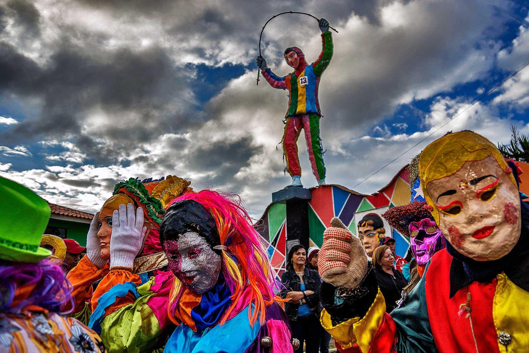 Día de los Santos Inocentes festival
