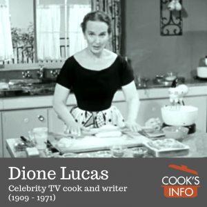 Dione Lucas