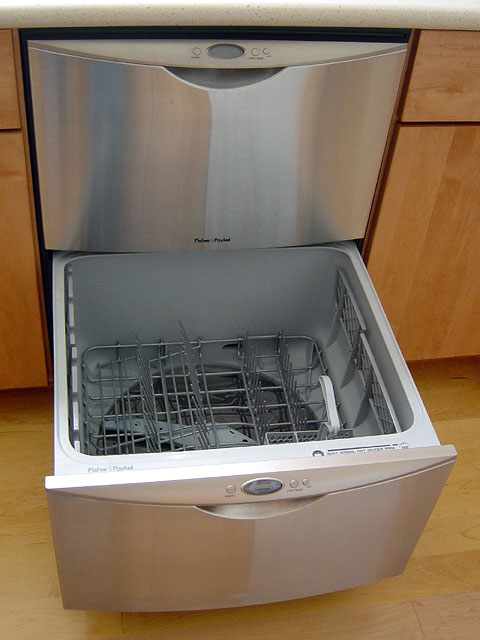Drawer dishwasher