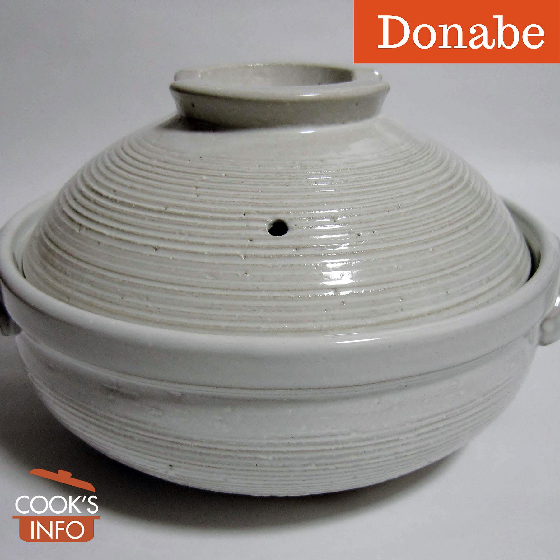 White donabe