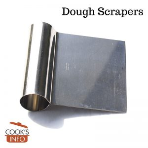 Dough Scrapers