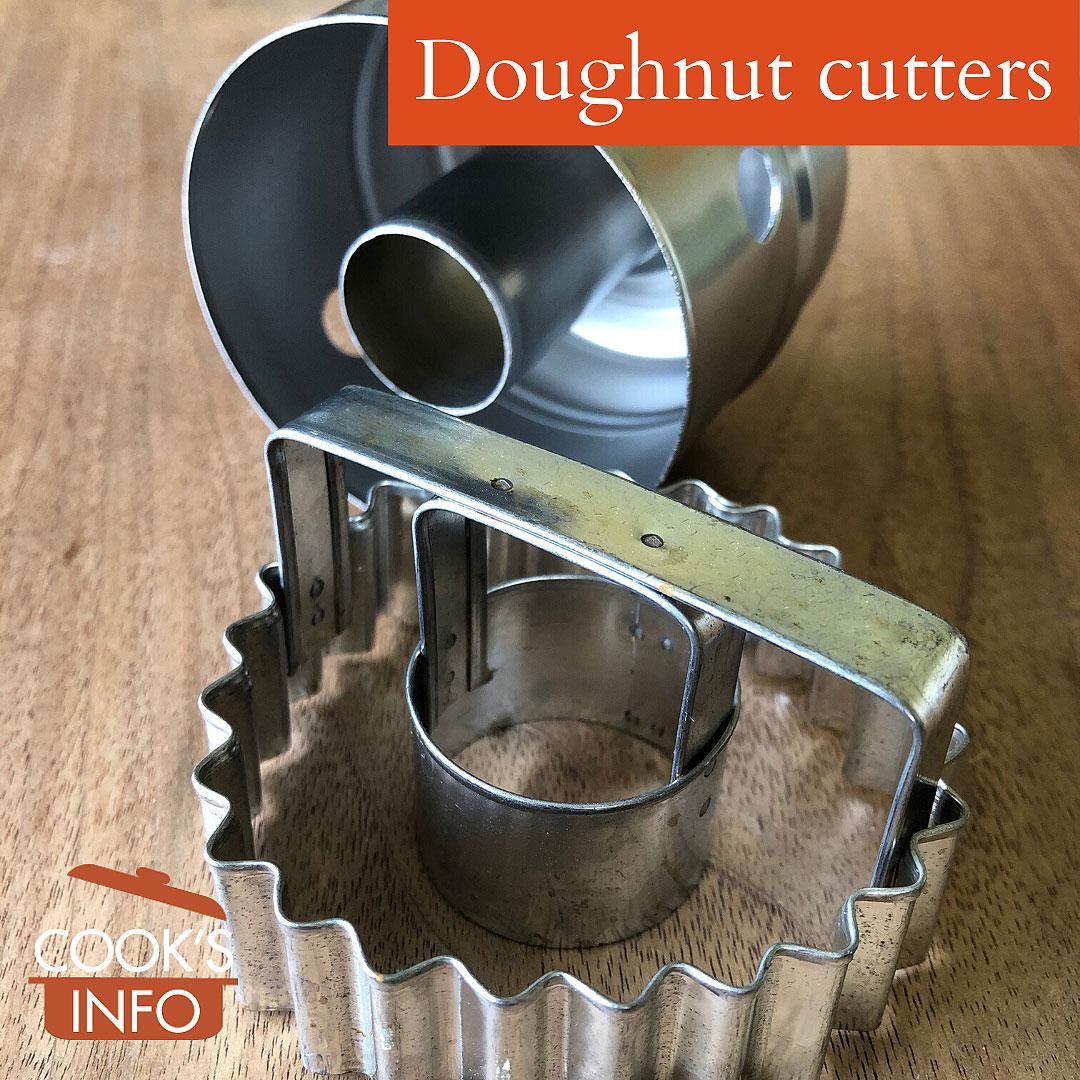 Doughnut cutters