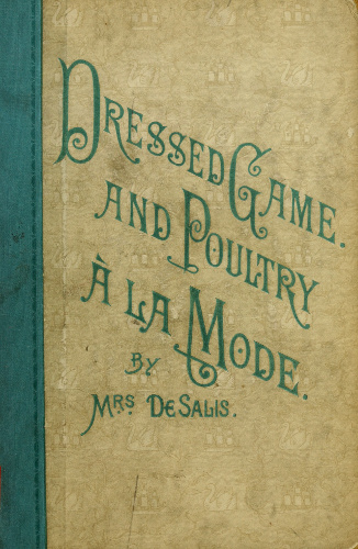 Dressed Game and Poultry by Harriet Ann de Salis