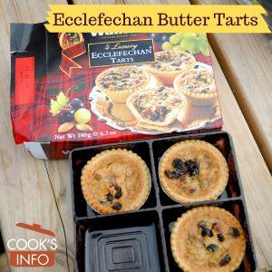 Ecclefechan Butter Tarts