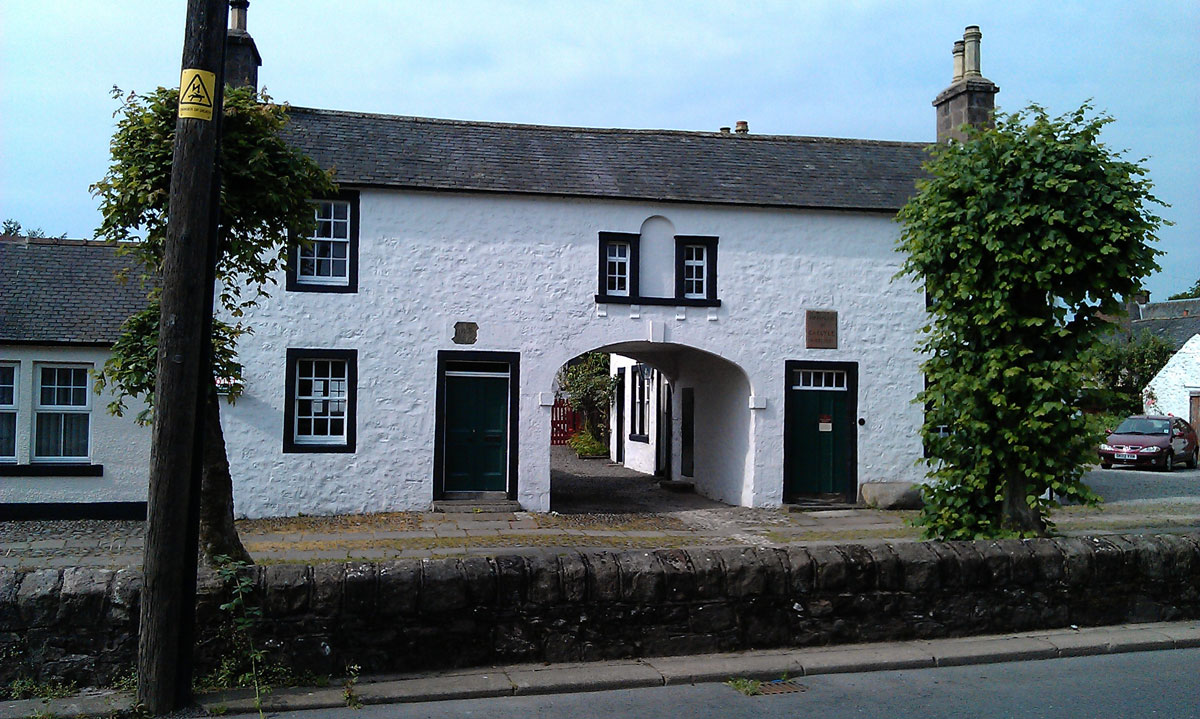 Birthplace of Thomas Carlyle